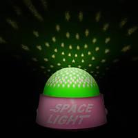 Проектор-ночник Звёздное Небо  музыкальный Sleep Lamp   OSN-1124