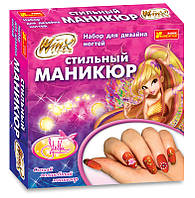 """Набор для дизайна ногтей Winx: """"Стелла"""" 12159046Р/9841 Ранок Украина"""