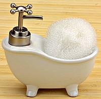 Дозатор для мыла / Ванна, 3 цвета