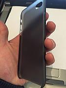 Чехол для iPhone 6 и 6s (прозрачный, матовый) Ультратонкий 0.3 mm