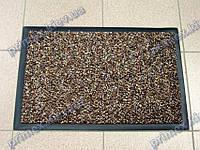 Коврик грязезащитный Престиж, 40х60см., коричневый