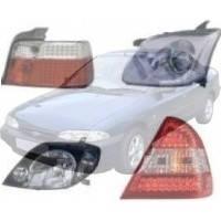 Приборы освещения и детали Ford Mondeo Форд Мондео 1992-1996