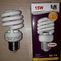 Лампочки энергосберегающие ELM 15W