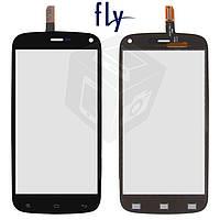 Touchscreen (сенсорный экран) для Fly IQ4410 Quad Phoenix, оригинал