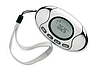 Шагомер 2в1 LCD педометр измеритель жира  #100196