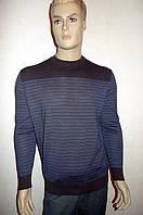 Тонкий синий джемпер Gianni Marcelo (Турция), фото 1