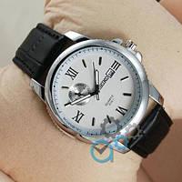 Seiko Quartz 8239-1 Silver/White