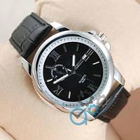 Seiko Quartz 8239-1 Silver/Black