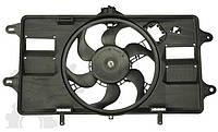 Вентилятор радiатора Fiat Doblo 1,2 (2000-2005) без кондицiонеру