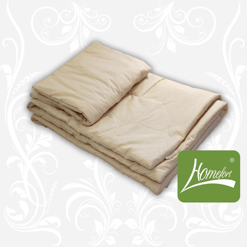 Комплект шерсть (одеяло+подушка)