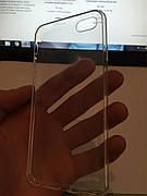 Силиконовый чехол на IPhone 6\6s Белый