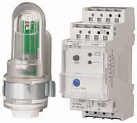 Сумеречное реле с таймером электронное IC100KP 1К одноканальное