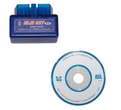 Тестер авто Bluetooth поддержка  OBD-II протокол ELM 327