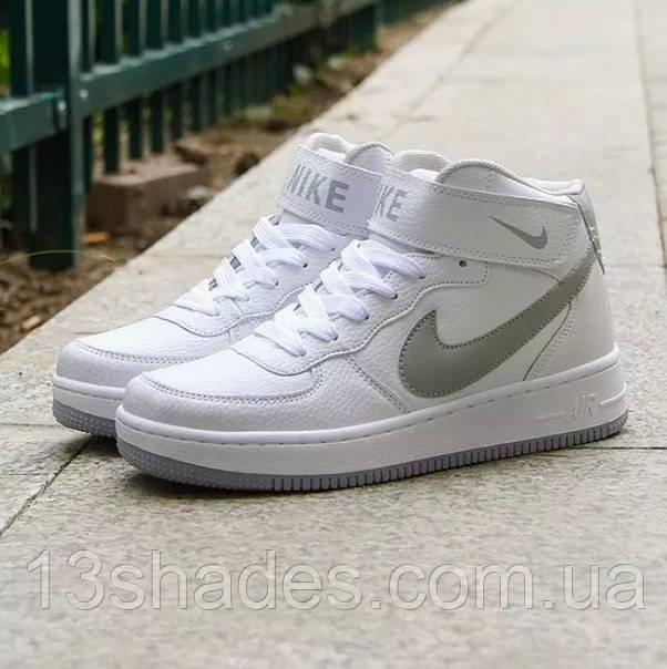 ff58bfd0685 Кроссовки мужские Nike Air Forse (высокие