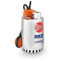 Pedrollo RXm 2 погружной дренажный насос из нержавеющей стали (однофазный)