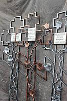 Крест кованый, фото 1