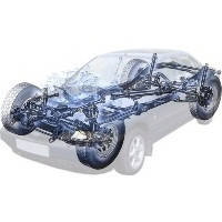 Детали трансмиссии Ford Mondeo Форд Мондео 1992-1996