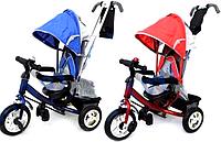 """Велосипед трехколесный """"lexus"""", надувные колеса, арт. qat-t017 kk"""