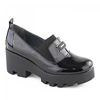 Женские ботинки на тракторной подошве 38,40р