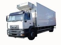 Перевозка грузов, требующих температурных режимов