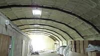 Пенополиуретан - внутренняя и внешняя теплоизоляция сводов зданий и сооружений. Пінополіуретан