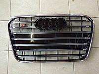Решетка радиатора Audi A6 C7 2011-2014
