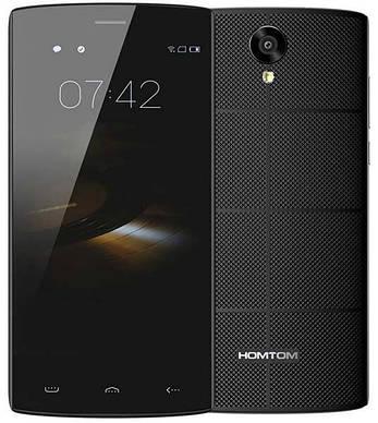 Смартфон Doogee HomTom HT7 (black) 1Gb/8Gb Гарантия 1 Год!, фото 2