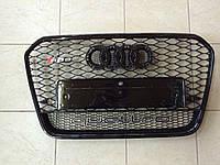 Решетка радиатора Audi A6 2011-2014