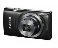Фотоаппарат Canon Ixus 160 Black