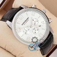 Montblanc Silver White