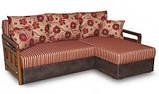Угловой диван еврокнижка на пружинном блоке Мадрид №2, фото 2