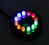 Насос для фонтана с подсветкой светодиодной 25W, фото 2