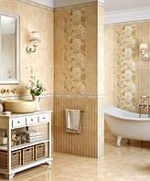 Керамическая плитка для ванной ЭЛЕГАНС Интеркерама, фото 1