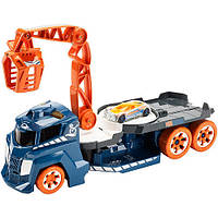 Хот Вилс - автоэвакуатор со звуком и светом Hot Wheels Lights and Sounds Vehicle, Spinnin' Sound Crane