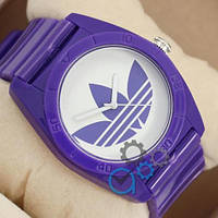 Adidas Log 0927 Purple\White