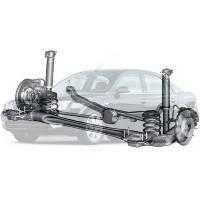 Детали подвески и ходовой Ford Mondeo Форд Мондео 2000-2007