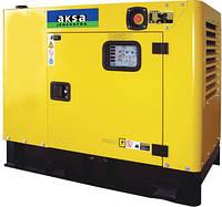 Дизельный генератор Aksa APD 12A 8,4 кВт