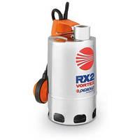 Pedrollo RX 2/20 погружной дренажный насос для загрязненных вод