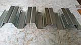 Профнастил покрівельний ПК - 75, цинк, товщина металу 0.65 мм, 0.70 мм, 0.80 мм, 0.90 мм, Україна, фото 2