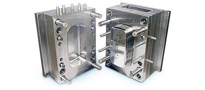 Оборудование для литья изделий из пластмассы
