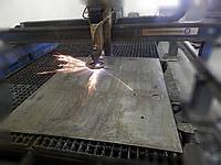 Фигурная резка металла на станке ЧПУ плазменной резки