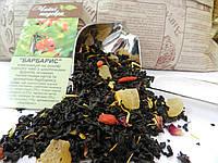 Чай черный с барбарисом