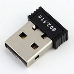 Адаптер USB Wi-Fi 802.11n (без драйверов)