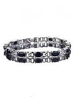 Браслеты с драгоценными камнями (Silver jewelery)