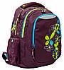 """Удобный подростковый рюкзак для девочки 27 л. Т-23 """"Flora"""" YES! 552654"""