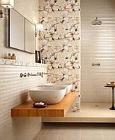 Керамическая плитка для ванной ОАЗИС Интеркерама
