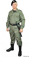 Костюм для охранных структур. Униформа охраны