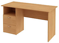 Стол с тумбой на 2 ящика 8 СО 135 М (1350*600*740)