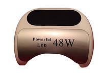 Профессиональная LED Лампа 48W с таймером