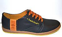 Мужские туфли Timberland натуральная кожа T0023